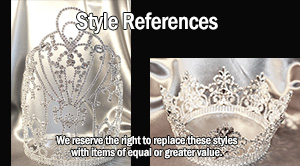 Ultimate Package Pageant Crown References